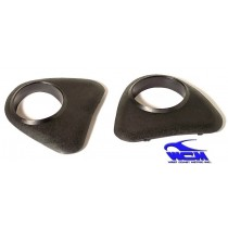 set de 2 joints triangulaires de pare-choc trou rond WCM