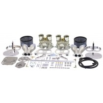 kit carburateurs EMPI 44 hpmx complet (avec pipes, filtres, ...