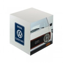 bloc note Golf 1 GTI (100x100x100mm)