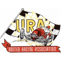 autocollant UNITED RACING ASS. ( 130 x 100 mm ) remplace la ref 98103