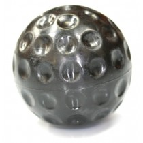 "boule de levier de vitesses ""balle de golf"" 68- (filet 12mm)"