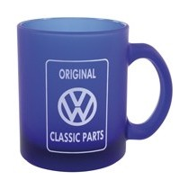mug ORIGINAL CLASSIC PARTS bleu mat