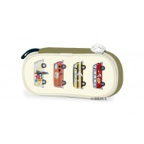 trousse Combi - Retro Bus (23x9x7cm)
