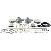 kit 2 carburateurs simple corps 34 EPC pipes dble adm. pour Type 3