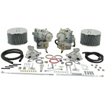 kit doubles carburateurs KADRON 40mm pr moteur T4